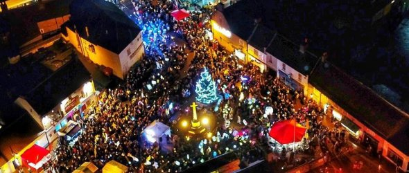 Christmas Festival and Lantern Parade 30th November from 10am