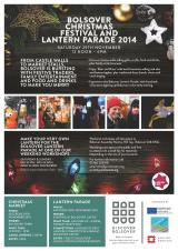 Christmas Festival and Lantern Parade - Save the Date