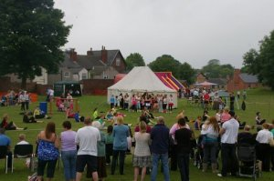 Time to book your stall for Bolsover Gala